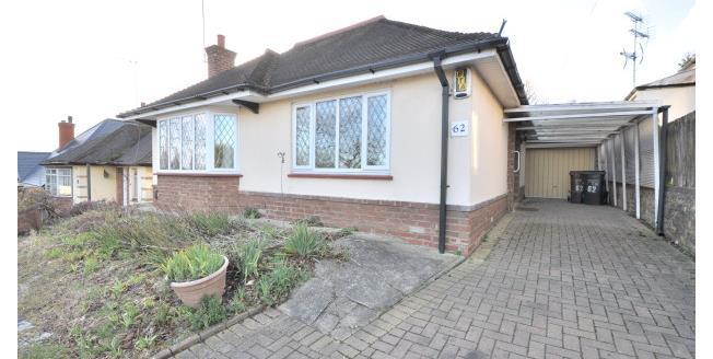 £900 per Calendar Month, 2 Bedroom Detached Bungalow To Rent in Northampton, NN1