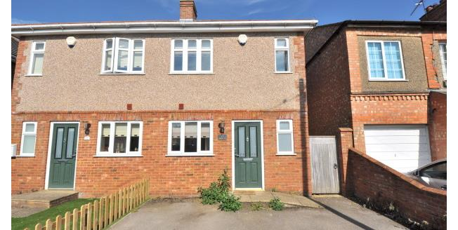 £750 per Calendar Month, 2 Bedroom House To Rent in Northampton, NN6