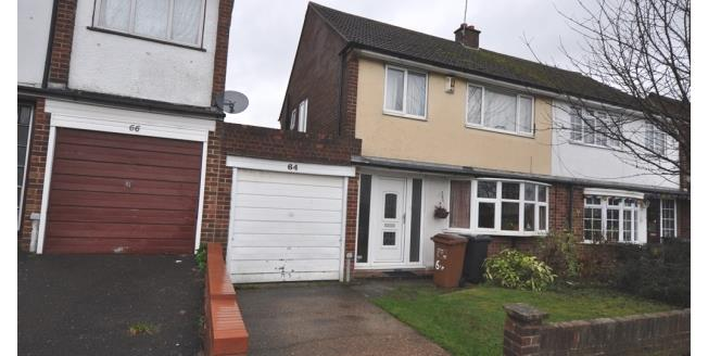 £910 per Calendar Month, 3 Bedroom Semi Detached House To Rent in Northampton, NN5