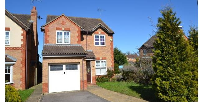 £895 per Calendar Month, 3 Bedroom House To Rent in Wellingborough, NN8