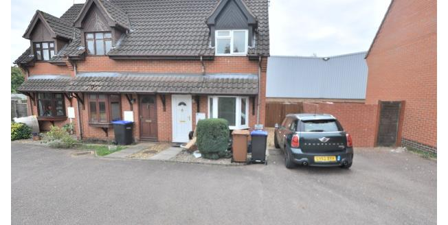 £825 per Calendar Month, 2 Bedroom House To Rent in Northampton, NN5