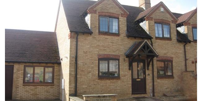 £850 per Calendar Month, 3 Bedroom Mews House To Rent in Moulton, NN3