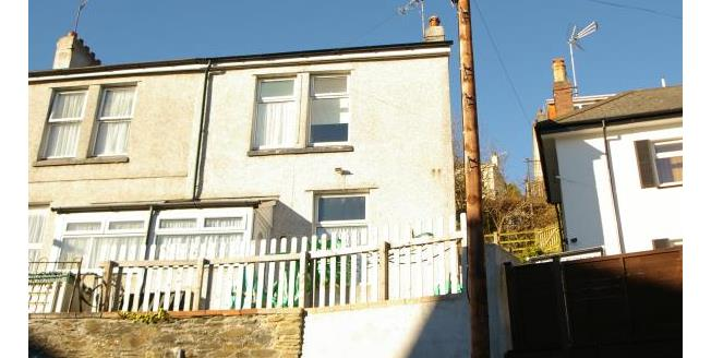 Guide Price £120,000, 3 Bedroom End of Terrace House For Sale in Plymouth, PL3