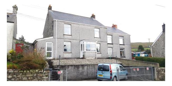 Guide Price £120,000, 3 Bedroom Semi Detached House For Sale in Foxhole, PL26