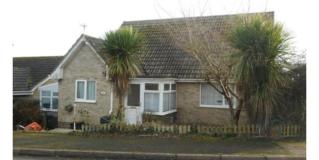 Guide Price £215,000, 3 Bedroom Detached Bungalow For Sale in Seaton, EX12