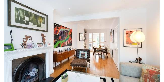 Asking Price £1,450,000, 4 Bedroom Terraced House For Sale in W12