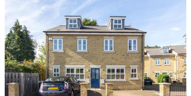 Asking Price £399,950, 1 Bedroom Apartment For Sale in Middlesex,, TW1