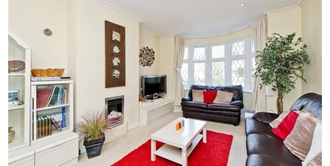 Asking Price £625,000, 2 Bedroom Detached Bungalow For Sale in Twickenham, TW2