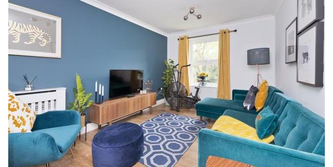 Asking Price £400,000, 2 Bedroom Apartment For Sale in Surrey, TW16