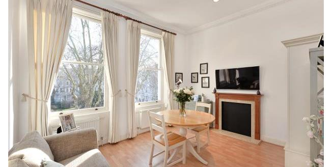 Asking Price £795,000, 1 Bedroom Apartment For Sale in London, SW5