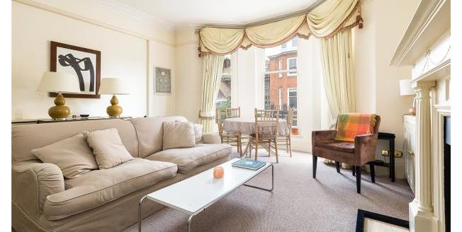 Asking Price £695,000, 1 Bedroom Apartment For Sale in SW3