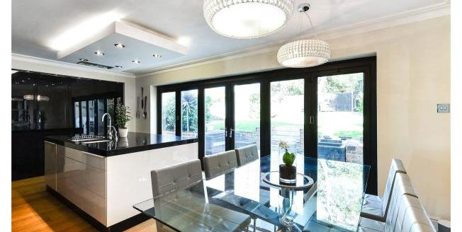 Asking Price £900,000, 4 Bedroom Detached House For Sale in Chigwell, IG7