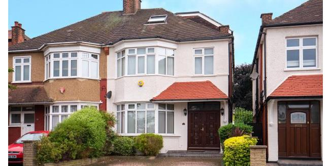 Offers in the region of £1,050,000, 5 Bedroom Semi Detached House For Sale in London, E11