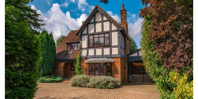 Asking Price £1,195,000, 4 Bedroom Detached House For Sale in Loughton, IG10