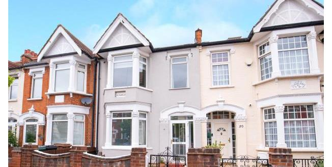 Offers in the region of £450,000, 4 Bedroom Terraced House For Sale in London, E4