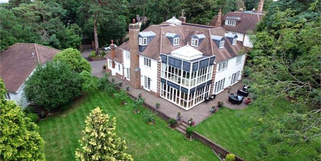 Asking Price £5,500,000, 7 Bedroom Detached House For Sale in Kent, BR6