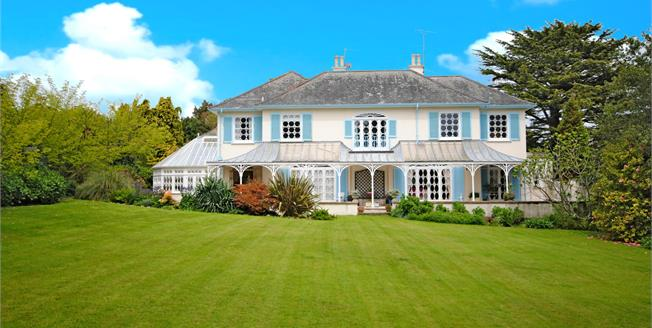 Offers Over £700,000, 2 Bedroom House For Sale in Sidmouth, EX10