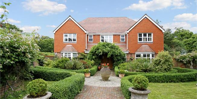 Offers in excess of £1,450,000, 5 Bedroom Detached House For Sale in Hambrook, PO18