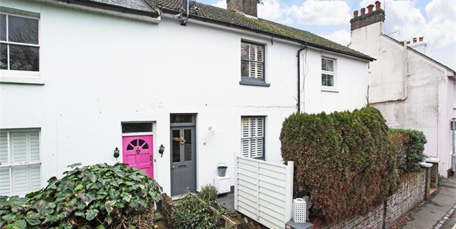Asking Price £425,000, 2 Bedroom Terraced House For Sale in Hurstpierpoint, BN6