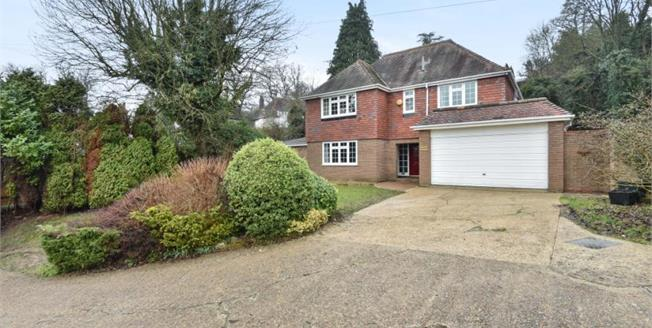 Asking Price £1,295,000, 5 Bedroom Detached House For Sale in Keston, BR2