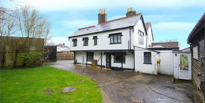 Asking Price £975,000, 4 Bedroom Detached House For Sale in Goffs Oak, EN7