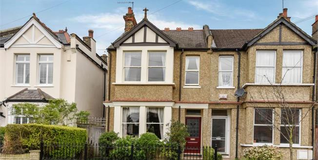 Asking Price £750,000, 3 Bedroom Semi Detached House For Sale in E18