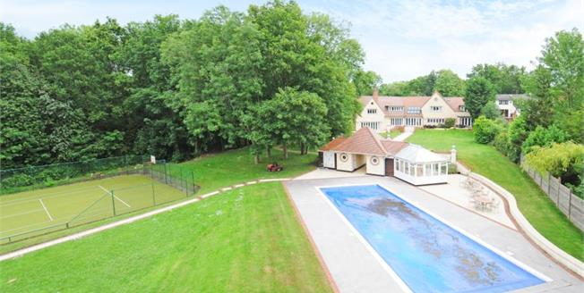Asking Price £2,550,000, 6 Bedroom Detached House For Sale in Orpington, BR6