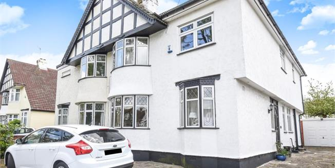Asking Price £600,000, Semi Detached House For Sale in Bromley, BR2