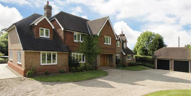 Guide Price £1,500,000, 5 Bedroom Detached House For Sale in West Sussex, RH12