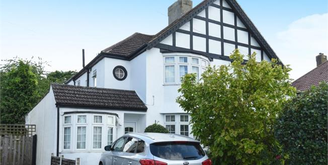 Offers in excess of £550,000, 4 Bedroom Semi Detached House For Sale in West Wickham, BR4