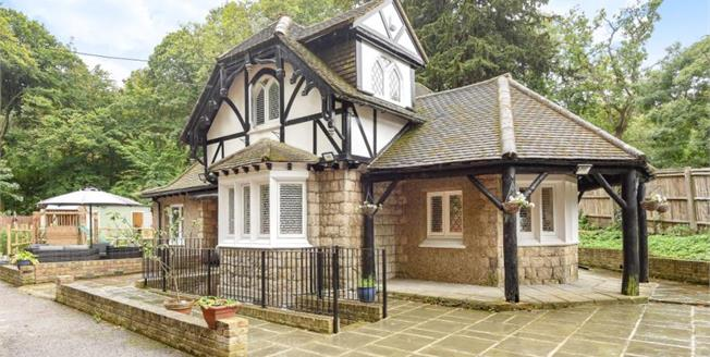Offers in the region of £900,000, 2 Bedroom Detached House For Sale in Keston, BR2