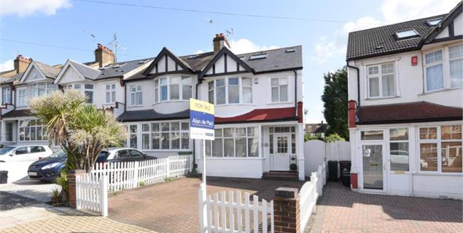 Guide Price £725,000, 5 Bedroom Terraced House For Sale in Bromley, BR1