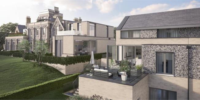 Asking Price £1,450,000, 3 Bedroom Flat For Sale in Keston, BR2