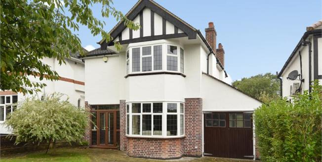 Asking Price £795,000, 3 Bedroom Detached House For Sale in Bromley, BR2