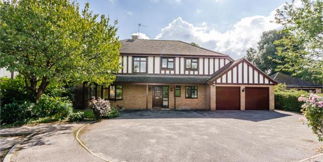 Asking Price £525,000, 4 Bedroom Detached House For Sale in Soham, CB7