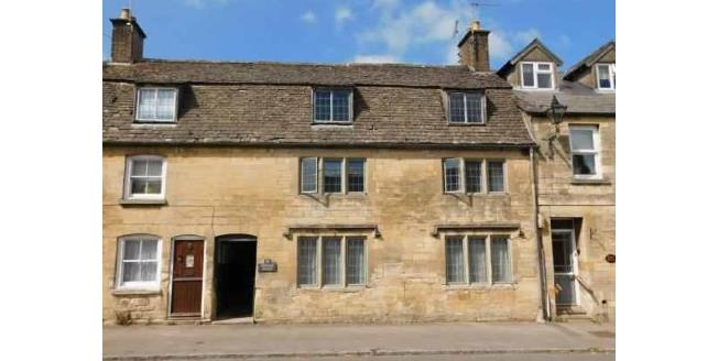 Asking Price £500,000, 5 Bedroom Terraced House For Sale in Winchcombe, GL54