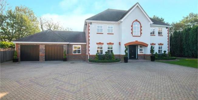 Offers in excess of £1,500,000, 6 Bedroom Detached House For Sale in Cheshunt, EN7