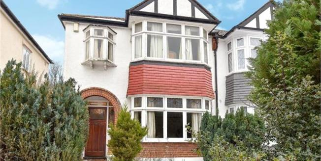 Asking Price £595,000, 3 Bedroom Semi Detached House For Sale in Beckenham, BR3