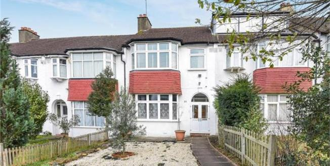 Asking Price £500,000, 3 Bedroom Terraced House For Sale in CR0