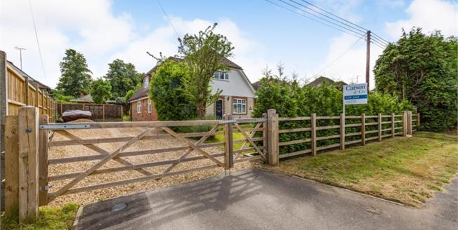 Asking Price £750,000, 5 Bedroom Detached House For Sale in Yateley, GU46