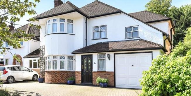 Asking Price £875,000, 4 Bedroom Detached House For Sale in BR6