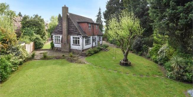 Asking Price £750,000, 3 Bedroom Detached House For Sale in BR6