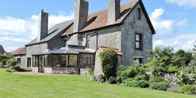 Offers in the region of £750,000, 5 Bedroom Detached House For Sale in Reynoldston, SA3
