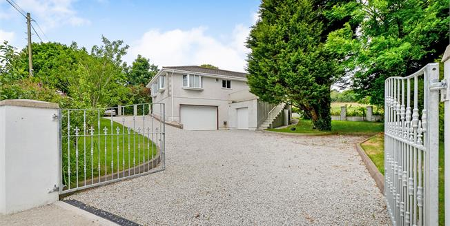Offers in excess of £500,000, 4 Bedroom Bungalow For Sale in Mabe Burnthouse, TR10