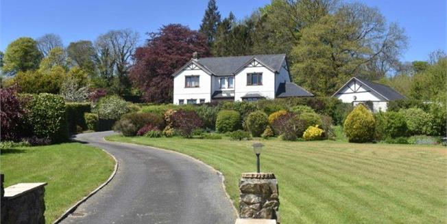 Offers in the region of £399,000, 4 Bedroom Detached House For Sale in Alltyblacca, SA40