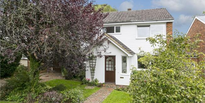Guide Price £650,000, 4 Bedroom Detached House For Sale in Langton Green, TN3
