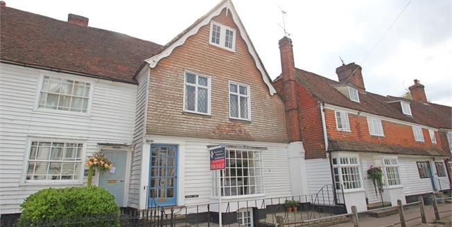 Asking Price £795,000, 5 Bedroom Terraced House For Sale in Kent, TN17