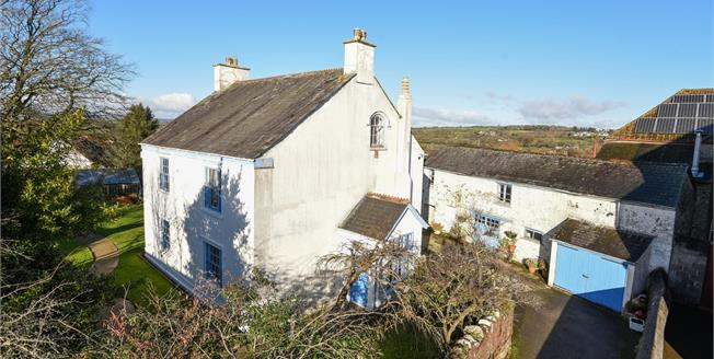 Offers in the region of £475,000, 4 Bedroom Detached House For Sale in Callington, PL17