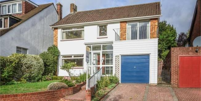 Asking Price £695,000, 4 Bedroom Detached House For Sale in BR6