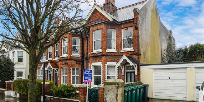 Guide Price £250,000, 1 Bedroom House For Sale in East Sussex, BN3